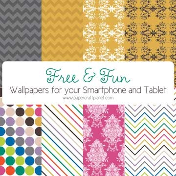 Free download of tablet and smart phone wallpapers