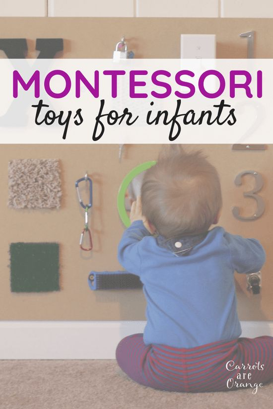 Montessori Toys, DIY Activities for Baby & Toddler