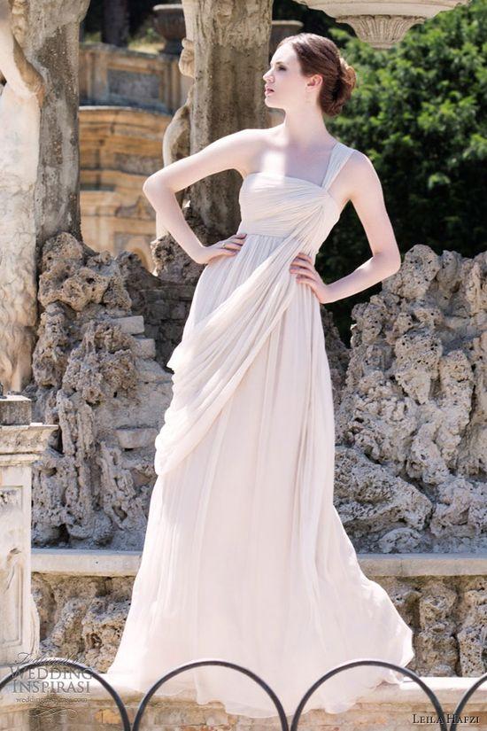 Leila Hafzi Wedding Dresses 2013