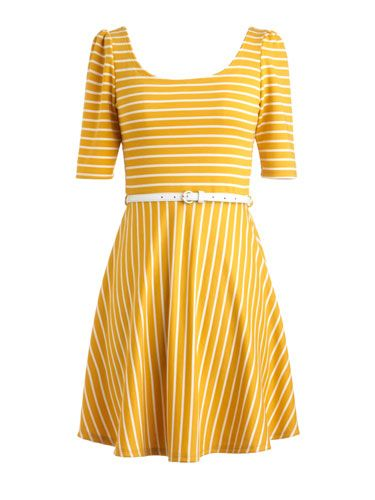 Difference Between White And Saffron Dress, $47.99