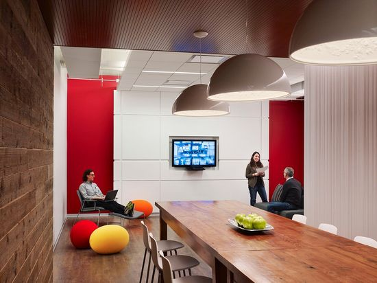 Office Design Millward Brown's New Chicago Office