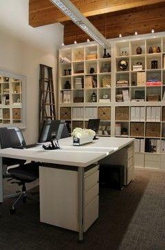 Design Studio eclectic home office