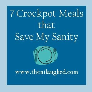7 Crockpot Meals