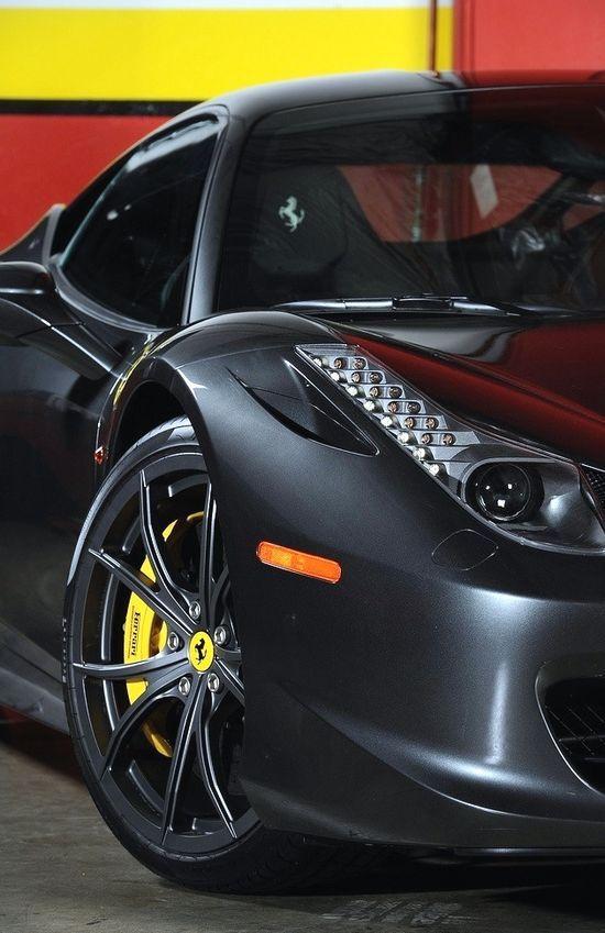 Beautiful Ferrari 458 Italia Closeup. Click on the pic and you can win the ultimate Ferrari driving #luxury sports cars #ferrari vs lamborghini #customized cars #celebritys sport cars #sport cars