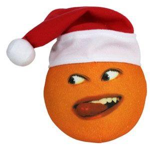 Annoying Orange Holiday