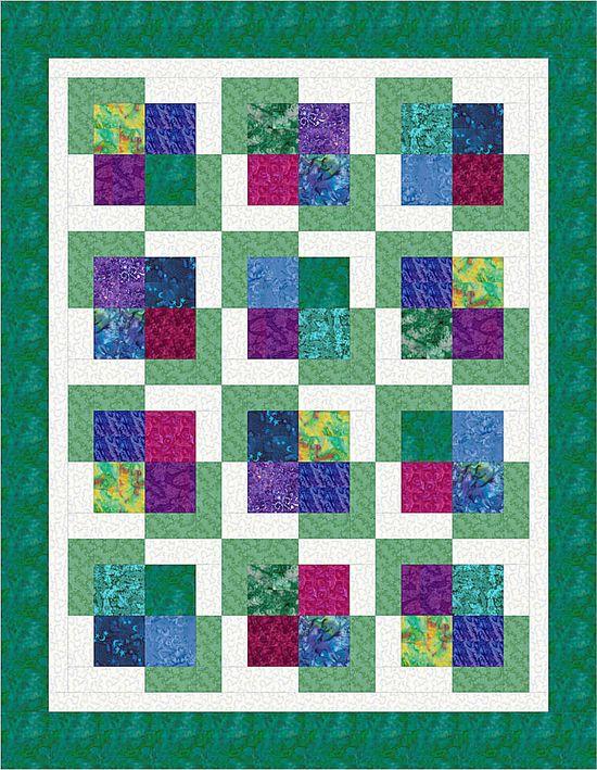 Toutes les tailles   L-Block Quilt 5-A   Flickr: partage de photos!