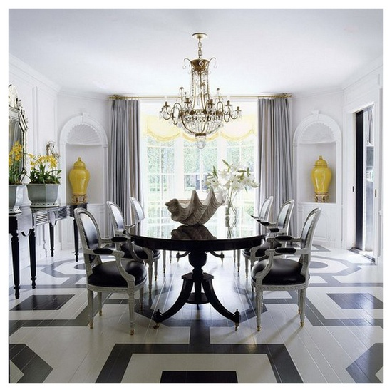 designed this beautiful dining room  #KBHomes