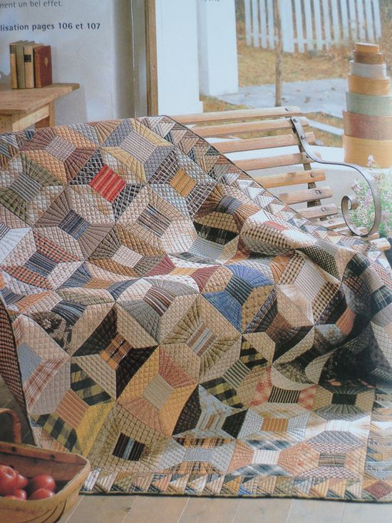 Daily Quilt by Yoko