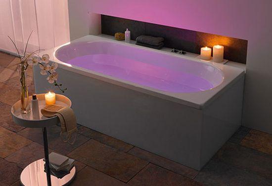 14 Romantic Bathroom Decoration Ideas