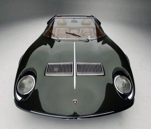 1972 Lamborghini Miura SV