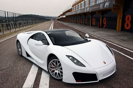 Most Powerful and Exotic Sports Cars of The World