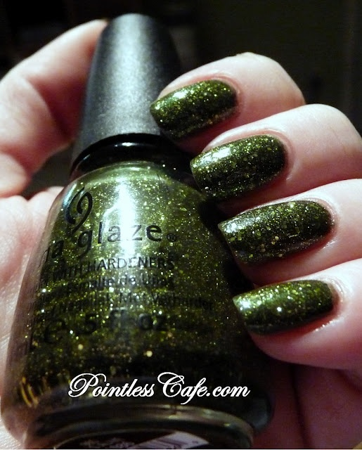 great olive green!