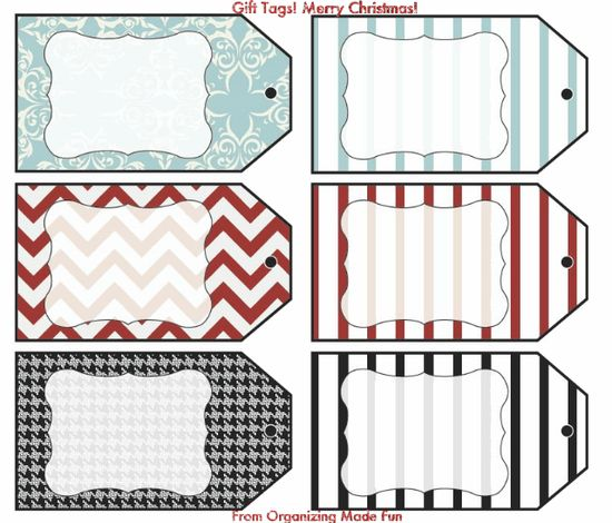 home decor printable lists labels tags etc free