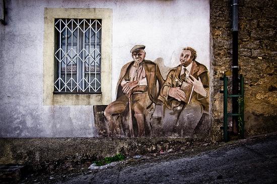 Murales in Orgosolo by