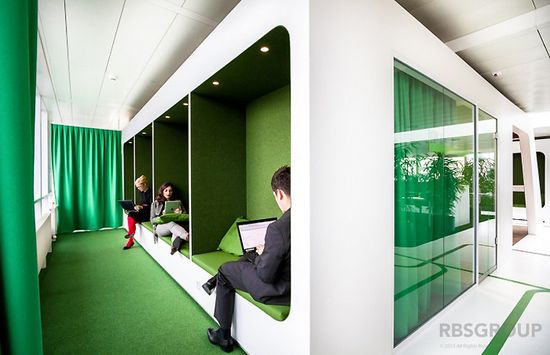 Compass Group office by RBSgroup, Genf   Switzerland office design