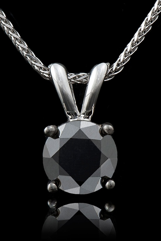 Black Diamond and white gold