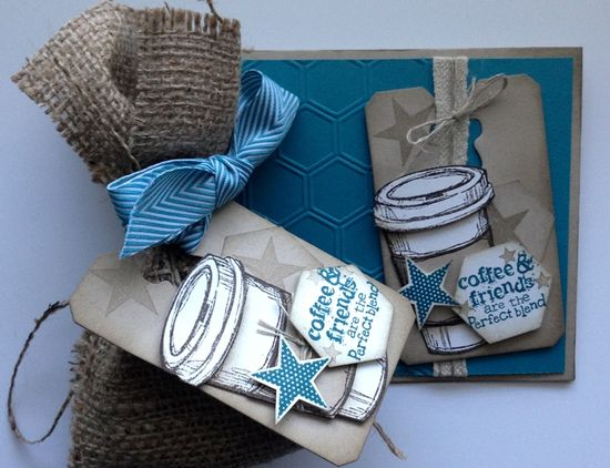 There are so many fun ideas on Stampin' Up!'s blog including this adorable duo!