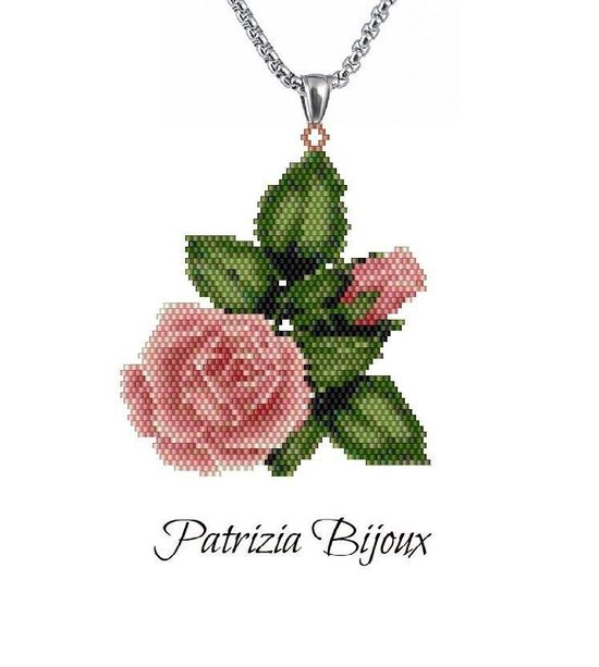 New Cost-Free Peyote brick stitch pattern pendant Roses - Delica Miyuki - Tutorial pdf 885 Strategies   The more colorless a diamond is, the more important it is. The colorless Rock is called'bright � #brick #CostFree #Delica #Miyuki #Pattern #PDF #Pendant #peyote #roses #Stitch #Strategies #Tutorial