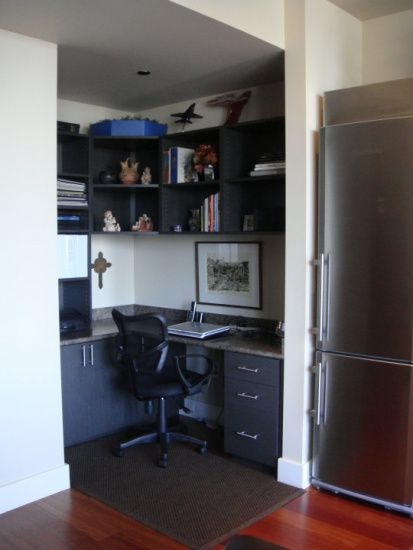 Home Office Design Ideas - California Closets
