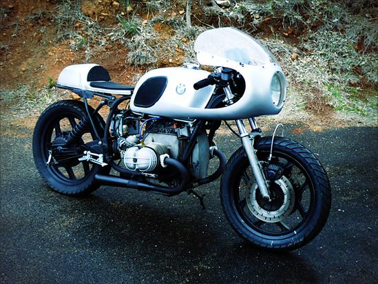 1985 BMW R80 Cafe Racer