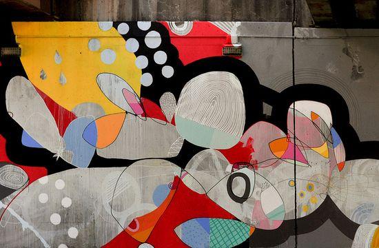 gorgeous graffiti