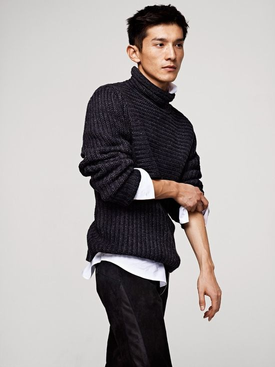 Fashion Blog: All About The Style and outfits: hm fall winter 2012-2013 men collection