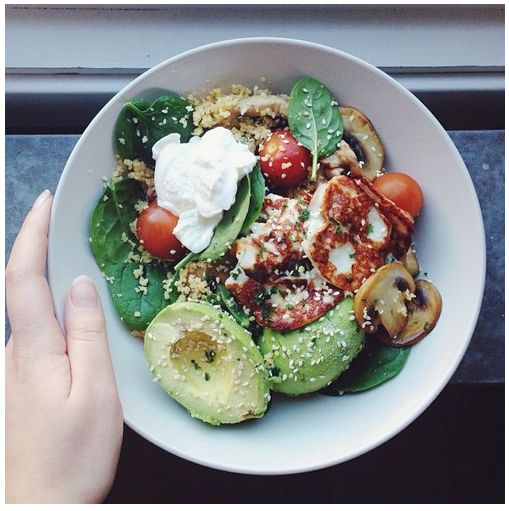 """I dare you to call this """"health food""""…more like """"awesome food"""" - #fitness #fitspiration"""