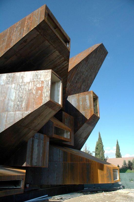 Parish Church of Santa Monica / Vicens & Ramos dsc_0008 – ArchDaily