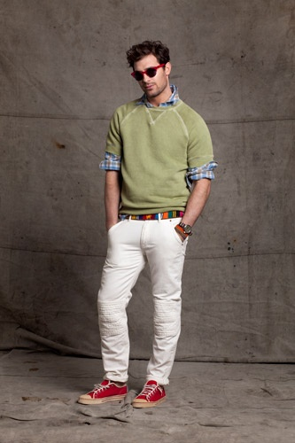 casual cool.   Gant by Michael Bastian - Men's Spring Fashion