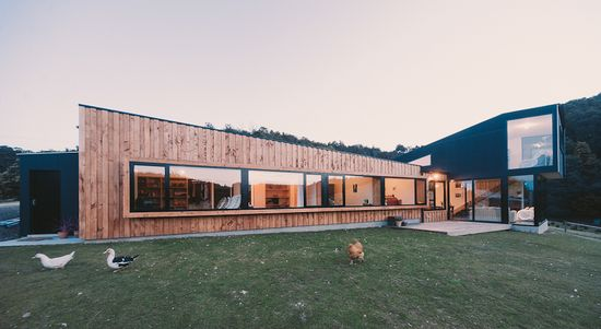 Holly Tree Farm / Cykel Architecture