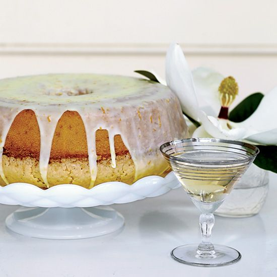 Lemon-and-Orange-Glazed Pound Cake // More Great Cakes: www.foodandwine.c... #foodandwine