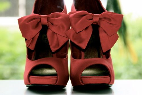 #Shoes / Bow