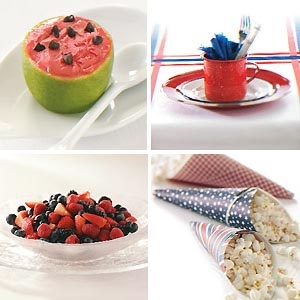 Patriotic Picnic Ideas from Taste of Home