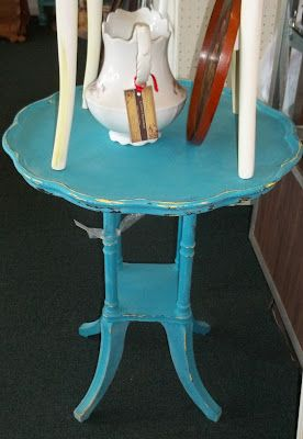 Why to paint with CHALK PAINT RECIPES AND TUTORIAL