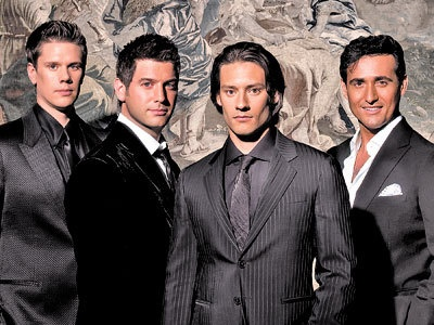 47 Il Divo Love Them Ideas Singer Best Night Of My Life Bmg Music