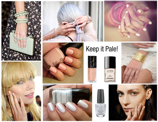 Nude nails for Spring ?