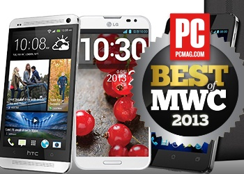 The Best Phones of MWC 2013