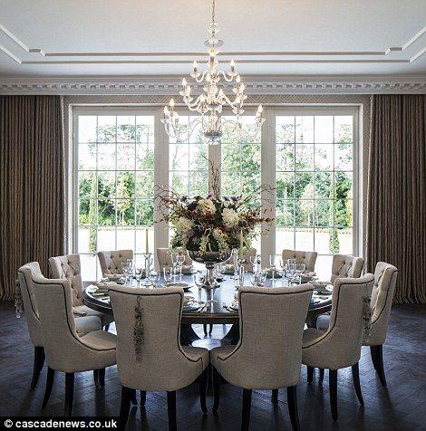 Dining Room Decor, Modern Formal Dining Room Sets