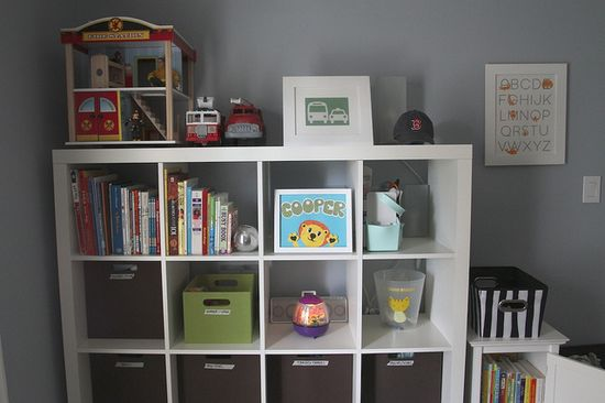 Tips for organizing kids toys from @Tracy Benjamin