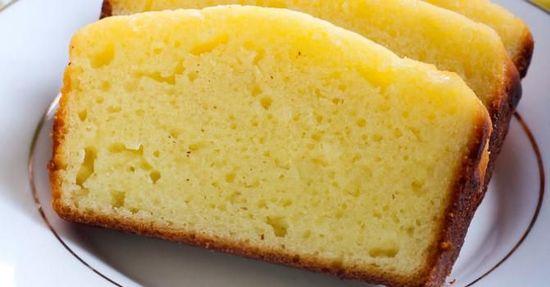 Recette de Gâteau au