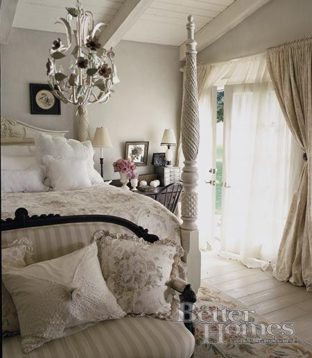 Soothing Bedroom...