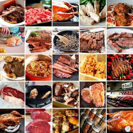 Everything you ever wanted to know about meat: 28 Tips and Tutorials