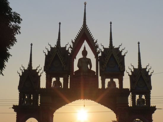 Premier jour au laos