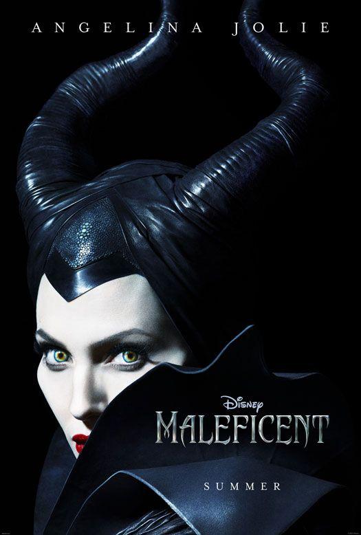 "Walt Disney Pictures ""Maleficent"" movie poster!"