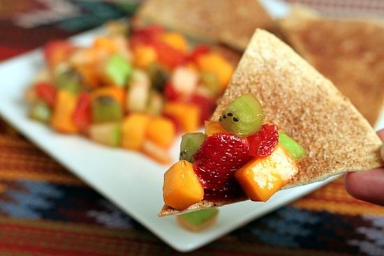Mango Fruit Salsa