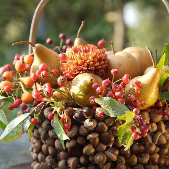 Fabulous Fall Flower Arrangements
