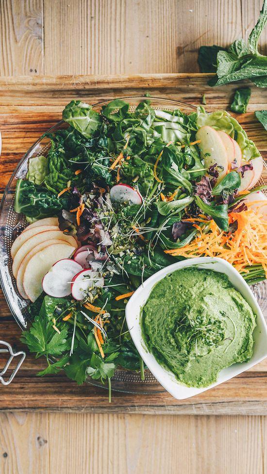 Roh vegan ABENDESSEN Rezepte | Gesund abnehmen