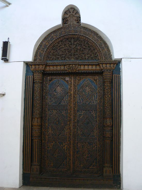 Zanzibar carved door. Google Image Result for upload.wikimedia....