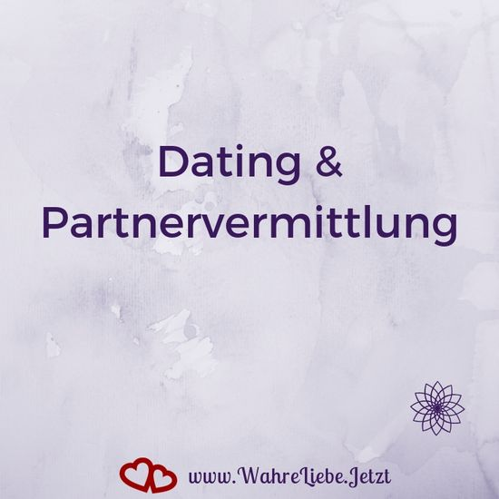 partnervermittlung sprüche