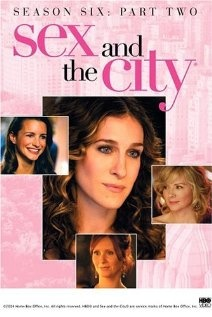 Sex and the City..I would love ALL THE SEASONS!!!